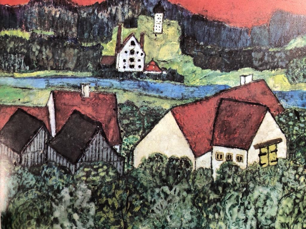 Max Raffler Giesübel