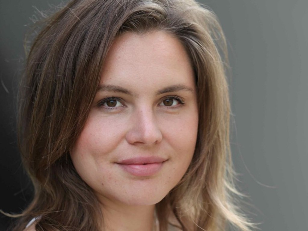 Schauspielerin Lena Albrecht