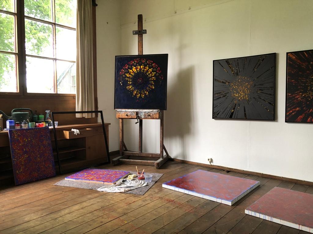 Jan Davidoff atelierRose