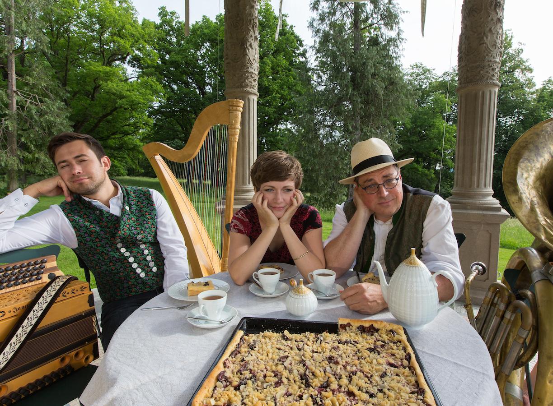 Quetschendatschi: Johannes Sift, Sabrina Walter und Stefan Hegele