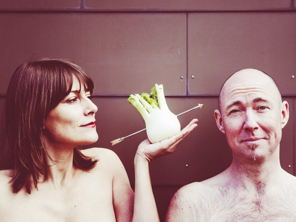 Luise Loue und Stefan Noelle