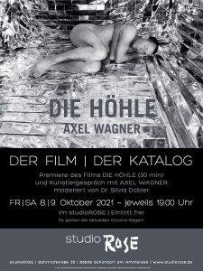 Plakat Axel Wagner – Die Höhle